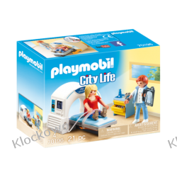 PLAYMOBIL 70196 RADIOLOG Playmobil