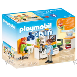 PLAYMOBIL 70197 OKULISTA Playmobil