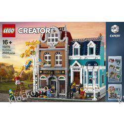 10270 KSIĘGARNIA (Bookshop) - KLOCKI LEGO EXCLUSIVE Zabawki