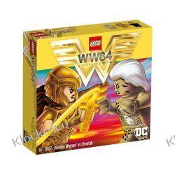 76157 Wonder Woman vs Cheetah - KLOCKI LEGO SUPER HEROES  Ninjago