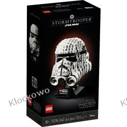 75276 HEŁM SZTURMOWCA (Stormtrooper) - KLOCKI LEGO STAR WARS  Star Wars