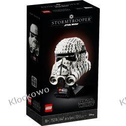 75276 HEŁM SZTURMOWCA (Stormtrooper) - KLOCKI LEGO STAR WARS  Playmobil