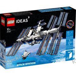 21321 MIĘDZYNARODOWA STACJA KOSMICZNA (International Space Station) KLOCKI LEGO IDEAS Zabawki