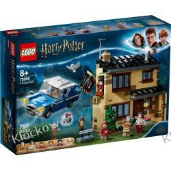 75968 PRIVATE DRIVE 4 (4 Privet Drive) KLOCKI LEGO HARRY POTTER