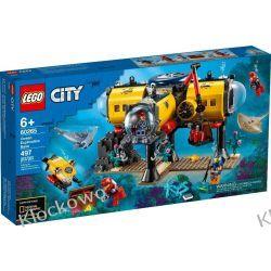 60265 BAZA BADACZY OCEANÓW (Ocean Exploration Base) KLOCKI LEGO CITY