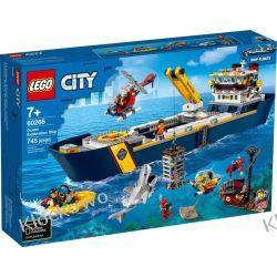 60266 STATEK BADACZY OCEANÓW (Ocean Exploration Ship) KLOCKI LEGO CITY
