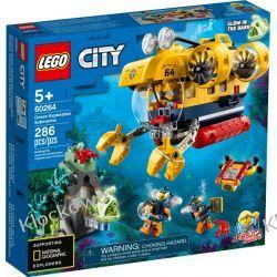 60264 ŁÓDŹ PODWODNA BADACZY OCEANÓW (Ocean Exploration Submarine) KLOCKI LEGO CITY