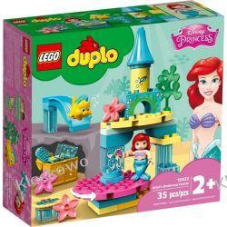 10922 PODWODNY ZAMEK ARIELKI (Ariel's Undersea Castle) KLOCKI LEGO DUPLO Playmobil