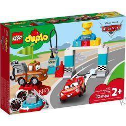 10924 ZYGZAK MCQUEEN NA WYŚCIGACH (Lightning McQueen's Race Day) KLOCKI LEGO DUPLO CARS  Kompletne zestawy
