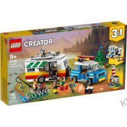 31108 WAKACYJNY KEMPING Z RODZINĄ (Caravan Family Holiday) KLOCKI LEGO CREATOR Friends