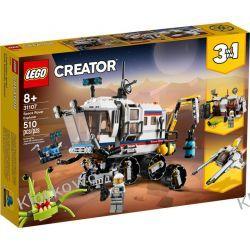 31107 ŁAZIK KOSMICZNY (Space Rover Explorer) KLOCKI LEGO CREATOR Playmobil