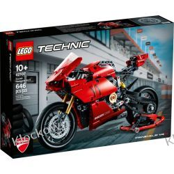 42107 Ducati Panigale V4 R KLOCKI LEGO TECHNIC Technic