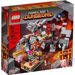 21163 BITWA O CZERWONY KAMIEŃ (The Redstone Battle)- KLOCKI LEGO MINECRAFT Pozostałe