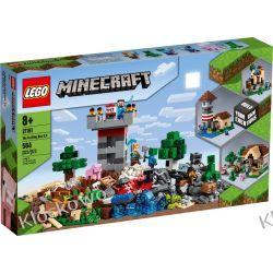 21161 WARSZTAT KREATYWNY 3.0 (The Crafting Box 3.0)- KLOCKI LEGO MINECRAFT Kompletne zestawy
