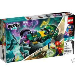 70434 NAWIEDZONA WYŚCIGÓWKA (Supernatural Race Car) KLOCKI LEGO HIDDEN SIDE