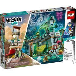 70435 OPUSZCZONE WIĘZIENIE W NEWBURY (Newbury Abandoned Prison) KLOCKI LEGO HIDDEN SIDE Friends