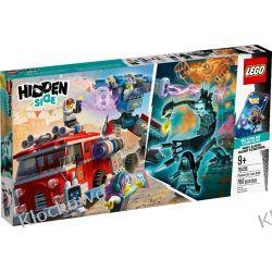 70436 WIDMOWY WÓZ GAŚNICZY 3000 (Phantom Fire Truck 3000) KLOCKI LEGO HIDDEN SIDE Dla Dzieci