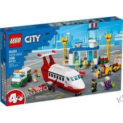 60261 CENTRALNY PORT LOTNICZY (Central Airport) KLOCKI LEGO CITY Dla Dzieci