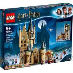 75969 WIEŻA ASTRONOMICZNA W HOGWARCIE (Hogwarts Astronomy Tower) KLOCKI LEGO HARRY POTTER Dla Dzieci