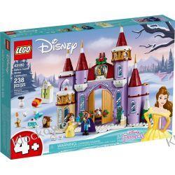 43180 ZIMOWE ŚWIĘTO W ZAMKU BELLI (Belle's Castle Winter Celebration) KLOCKI LEGO DISNEY PRINCESS Dla Dzieci