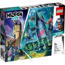 70437 TAJEMNICZY ZAMEK (Mystery Castle) KLOCKI LEGO HIDDEN SIDE Dla Dzieci