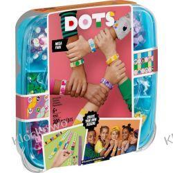 41913 MEGAZESTAW BRANSOLETEK (Bracelet Mega Pack) KLOCKI LEGO DOTS Dla Dzieci