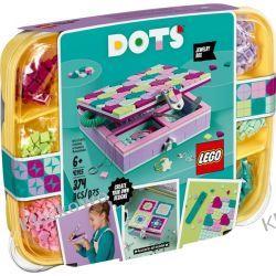 41915 SZKATUŁKA NA BIŻUTERIĘ (Jewellery Box) KLOCKI LEGO DOTS Dla Dzieci