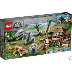 75941 INDOMINIUS REX KONTRA ANKYLOZAUR (Indominus rex vs. Ankylosaurus) - KLOCKI LEGO JURASSIC WORLD Dla Dzieci