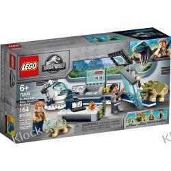 75939 LABORATORIUM DOKTORA WU (Dr. Wu's Lab: Baby Dinosaurs Breakout) - KLOCKI LEGO JURASSIC WORLD Dla Dzieci