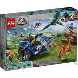 75940 GALLIMIM I PTERANODON: UCIECZKA (Gallimimus and Pteranodon Breakout) - KLOCKI LEGO JURASSIC WORLD Friends