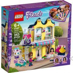41427 BUTIK EMMY (Emma's Fashion Shop) KLOCKI LEGO FRIENDS Dla Dzieci