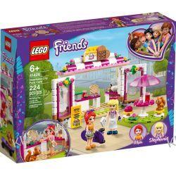 41426 PARKOWA KAWIARNIA W HEARTLAKE CITY (Heartlake City Park Café) KLOCKI LEGO FRIENDS Pociąg