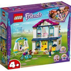 41398 DOM STEPHANIE 4 + (Stephanie's House) KLOCKI LEGO FRIENDS Playmobil