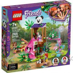 41422 DOMEK PAND NA DRZEWIE (Panda Jungle Tree House) KLOCKI LEGO FRIENDS Playmobil