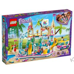 41430 LETNIA ZABAWA W PARKU WODNYM (Summer Fun Water Park) KLOCKI LEGO FRIENDS Dla Dzieci
