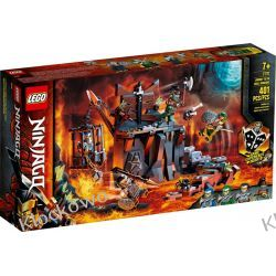 71717 PODRÓŻ DO LOCHÓW CZASZKI (Journey to the Skull Dungeons) KLOCKI LEGO NINJAGO Playmobil