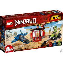 71703 BITWA BURZOWEGO MYŚLIWCA (Storm Fighter Battle) KLOCKI LEGO NINJAGO Friends