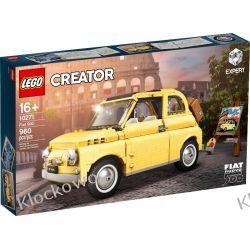 10271 FIAT 500 - KLOCKI LEGO EXCLUSIVE Pozostałe