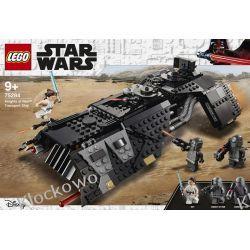 75284 STATEK TRANSPORTOWY RYCERZY REN (Knights of Ren Transport Ship) - KLOCKI LEGO STAR WARS  Star Wars