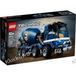 42112 BETONIARKA (Concrete Mixer Truck) KLOCKI LEGO TECHNIC Dla Dzieci