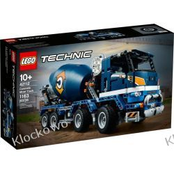 42112 BETONIARKA (Concrete Mixer Truck) KLOCKI LEGO TECHNIC Technic