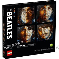 31198 THE BEATLES - KLOCKI LEGO ART Zabawki