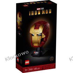76165 HEŁM IRON-MANA - KLOCKI LEGO SUPER HEROES  Dla Dzieci