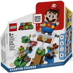 71360 PRZYGODY Z MARIO - ZESTAW STARTOWY (Adventures with Mario) - KLOCKI LEGO SUPER MARIO Dla Dzieci