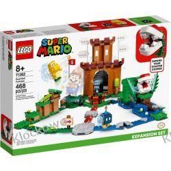 71362 TWIERDZA STRAŻNICZA- ZESTAW ROZSZERZAJĄCY (Guarded Fortress) - KLOCKI LEGO SUPER MARIO Dla Dzieci