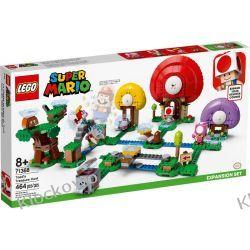 71368 TOAD SZUKA SKARBU- ZESTAW ROZSZERZAJĄCY (Toad's Treasure Hunt) - KLOCKI LEGO SUPER MARIO Dla Dzieci