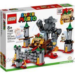 71369 WALKA W ZAMKU BOWSERA- ZESTAW ROZSZERZAJĄCY (Bowser's Castle Boss Battle) - KLOCKI LEGO SUPER MARIO Dla Dzieci