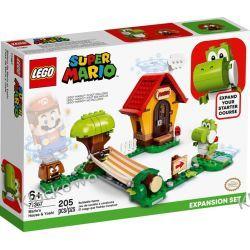 71367 YOSHI I DOM MARIO - ZESTAW ROZSZERZAJĄCY  (Mario's House & Yoshi) - KLOCKI LEGO SUPER MARIO Playmobil