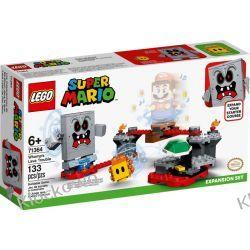 71364 TARAPATY W FORCIE WHOMPA - ZESTAW ROZSZERZAJĄCY (Whomp's Lava Trouble) - KLOCKI LEGO SUPER MARIO Zabawki