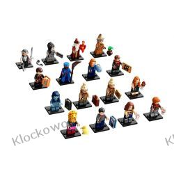 71028 MINIFIGURKI KOMPLET 16 SZT  - KLOCKI LEGO MINIFIGURKI  Dla Dzieci